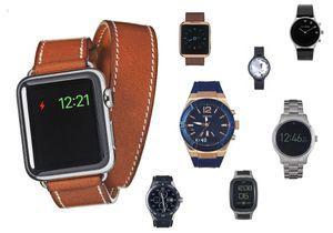 10 montres connectées qui remettent les pendules à l'heure