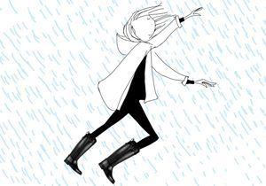 Bottes de pluie : des modèles comme s'il en pleuvait !