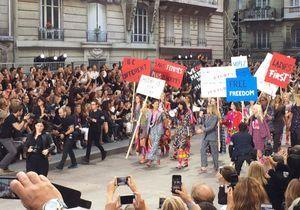 Fashion Week : on était au défilé Chanel !