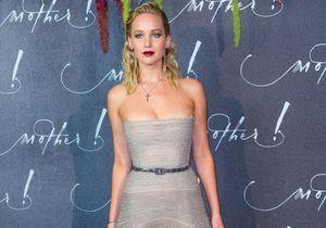 """Jennifer Lawrence : Nolwenn, Miss France et Doria Tillier à l'avant-première de son film """"Mother"""""""