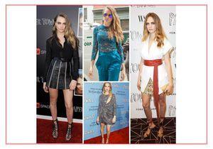 La semaine fashion de Cara Delevingne