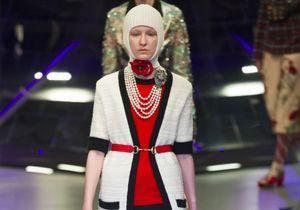 Défilé Gucci Prêt à porter Automne-Hiver 2017-2018