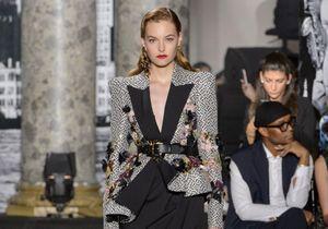 Défilé Elie Saab Haute Couture Automne-hiver 2016-2017