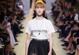 Défilé Christian Dior Prêt à porter printemps-été 2017