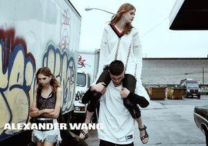 Alexander Wang dévoile sa campagne avec Anna Ewers, Binx Walton, Kaia Gerber…