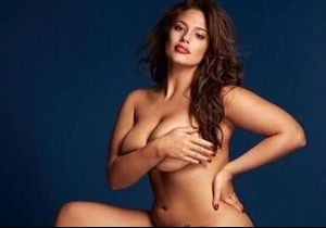 Ashley Graham pose nue et dédicace le cliché à Gigi Hadid