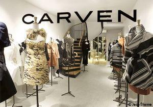 Carven ouvre sa première boutique à Paris