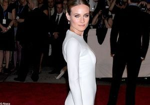 Diane Kruger : une vraie Calvin Klein girl !