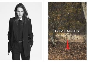 Julia Roberts, nouvelle égérie pour Givenchy