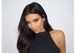 Kim Kardashian lance une collection de vêtements au Brésil