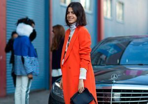 "Leandra Medine, celle qui est derrière "" The Man Repeller """