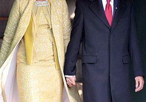 Michelle Obama dévoile sa première robe