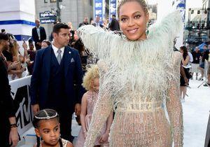 Beyoncé et Blue Ivy, mère et fille assorties aux MTV VMA