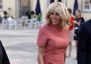 Brigitte Macron ne jure que par cette robe, et elle est canon !