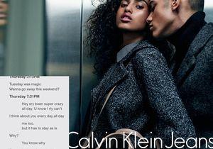 Calvin Klein : une campagne automne-hiver 2015 sous le signe du sexto