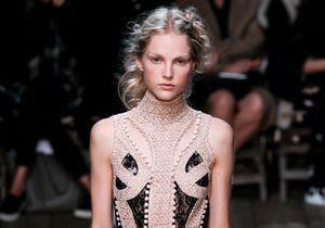 Fashion Week: Alexander McQueen de retour à Londres pour l'automne