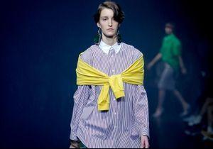Fashion Week : les trompe-l'œil hybrides de Balenciaga