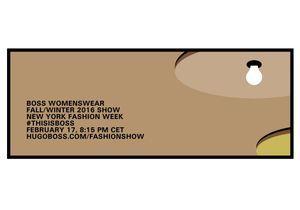 Fashion Week : suivez le défilé Boss en direct à 20h15