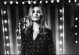 Kate Moss x Equipment : la chemise selon Kate