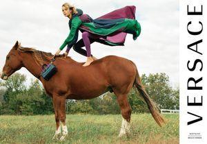 L'instant mode : Bruce Weber révèle la nature sportive de Versace