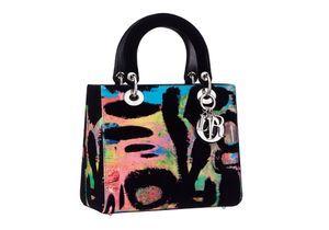 L'instant mode : Dior, le sac Lady Dior et l'art