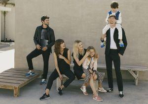 L'instant mode : IKKS x New Balance, la collab' de sneakers qui habille toute la famille