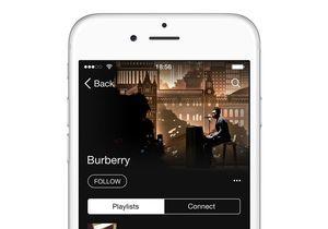 L'instant mode : la chaîne Burberry sur Apple Music