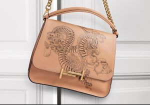 L'instant mode : Tod's, Suki Waterhouse et le Tattoo Bag