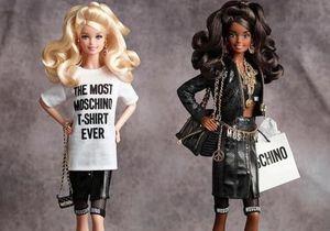 Le jour où Moschino a rhabillé Barbie