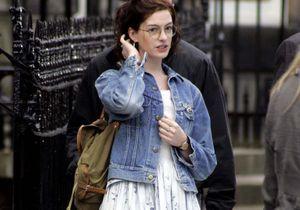 Le look de la semaine : Anne Hathaway dans « Un jour »