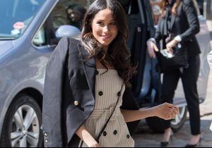 Meghan Markle a été aperçue avec la robe de printemps idéale
