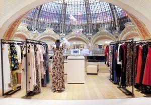 Panoply X Galeries Lafayette : louez des vêtements de créateurs directement en magasin