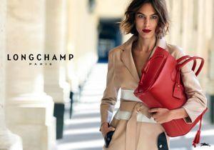 #PrêtàLiker : découvrez la campagne printemps-été 2016 de Longchamp avec Alexa Chung