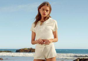 #PrêtàLiker : Stella Lucia pose pour Calvin Klein Jeans
