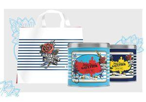 Remportez une boite de Kusmi Tea par Jean Paul Gaultier !