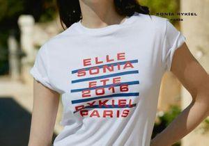 Un t-shirt Sonia Rykiel avec votre magazine ELLE !