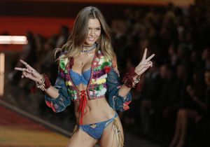 Victoria's Secret : découvrez le nouvel Ange de la marque de lingerie