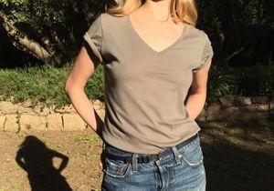 Votre petit t-shirt d'été avec votre prochain magazine ELLE !