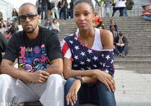 Des looks « swag » au concert de Kanye West et Jay-Z