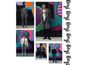 Street style : 60 beaux mecs repérés pendant la Fashion Week homme