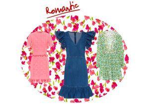 30 robes romantiques pour un été bucolique