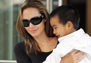 Angelina Jolie accusée d'avoir falsifié les papiers d'adoption de son fils Maddox