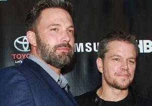 Matt Damon donne des nouvelles de son ami Ben Affleck