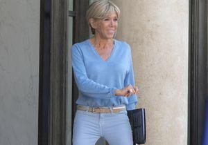 Brigitte Macron : elle révèle ce qu'elle pense vraiment du portrait officiel de son mari