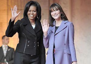 Carla Bruni-Michelle Obama : le match des First Ladies