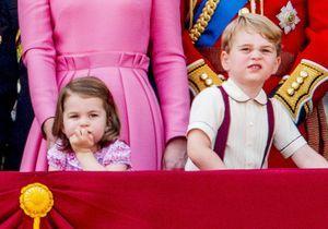Ces photos de George et Charlotte ont fait craquer le monde entier !