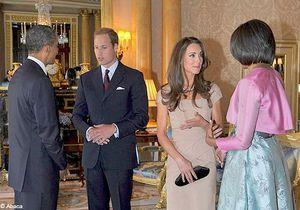 Couple Obama : à la rencontre des jeunes mariés anglais