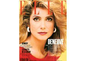 ELLE a 70 ans : l'interview souvenirs de Catherine Deneuve