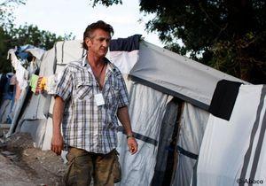 Haïti : Sean Penn récompensé pour son engagement