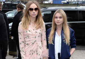 Immy et Suki Waterhouse : deux glam sœurs au scanner